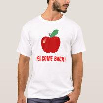 Apple, Back to School T-Shirt