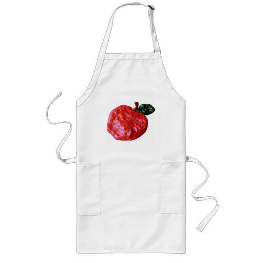 Apple Baked Long Apron