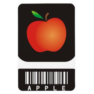 Apple Barcode Maget Magnet