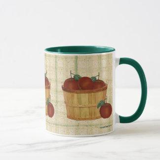 Apple Basket Mug