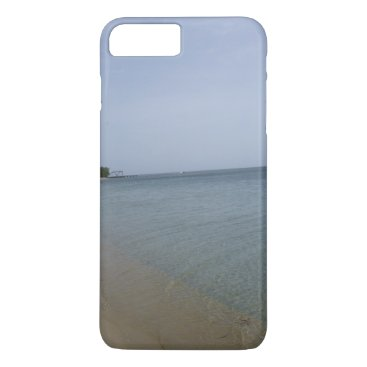 apple beach iPhone 7 plus case