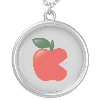 Apple Bites Necklace