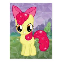 Apple Bloom Postcard