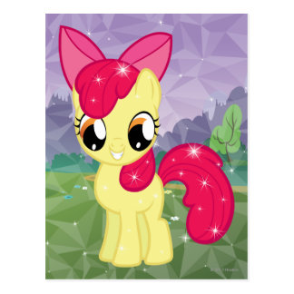 Apple Bloom Postcard