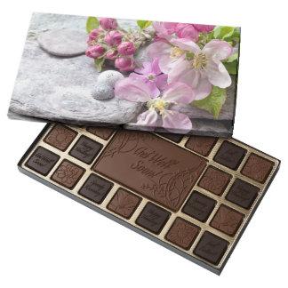Apple Blossom 45 Piece Box Of Chocolates