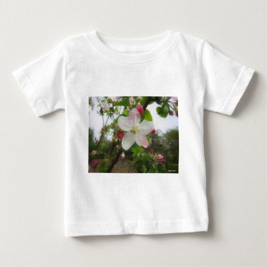 Apple Blossom Baby T-Shirt