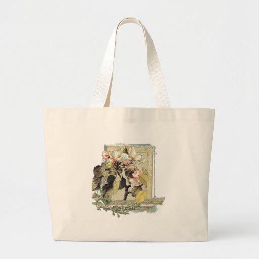 Apple Blossom Bag