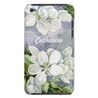 Apple blossom barely there iPod cover