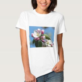 Apple Blossom Closeup T-shirt