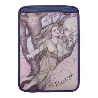 Apple Blossom Dryad Fairy Faerie Fantasy Myth Sleeve For MacBook Air