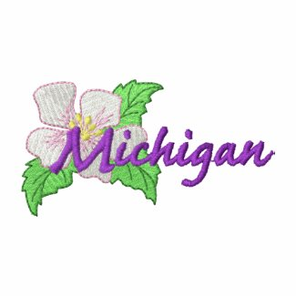 Apple Blossom embroideredshirt