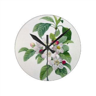 Apple Blossom, from 'Les Choix des Plus Belles Round Clock