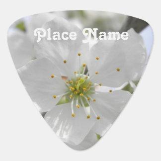 Apple Blossom Guitar Pick