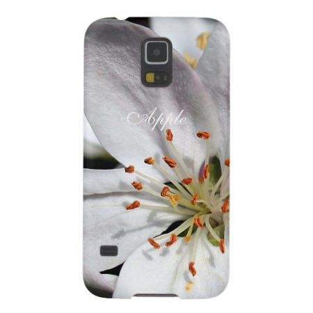 Apple Blossom in Spring Case For Galaxy S5