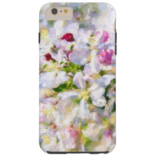 Apple Blossom Painting Tough iPhone 6 Plus Case