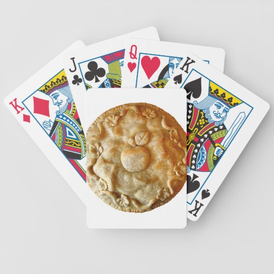 Apple Blossom Pie Bicycle Playing Cards
