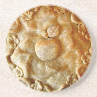 Apple Blossom Pie Drink Coaster