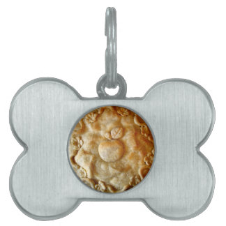Apple Blossom Pie Pet Tag