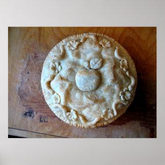Apple Blossom Pie Poster