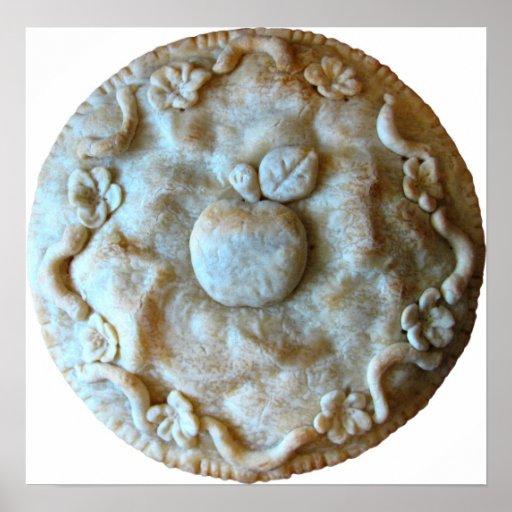 Apple Blossom Pie Print