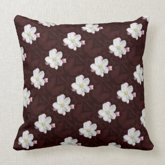 Apple Blossom ~ Pillow