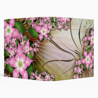 Apple Blossom Season (Binder) 3 Ring Binder