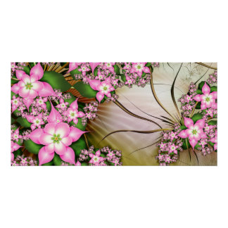 Apple Blossom Season (Poster)