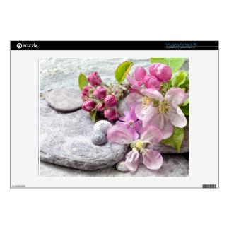 """Apple Blossom Skin For 14"""" Laptop"""