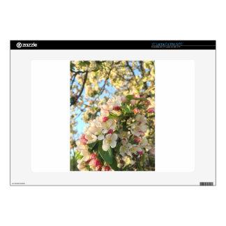 "Apple Blossom Sunshine 15"" Laptop Decal"