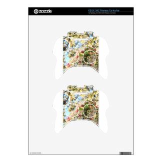 Apple Blossom Sunshine Xbox 360 Controller Skins
