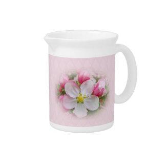 Apple Blossom Time Beverage Pitchers