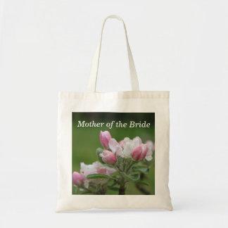 Apple blossom wedding bag