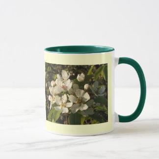 Apple Blossom White Mug