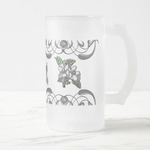 Apple Blossoms Mug