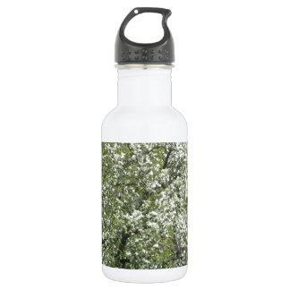 Apple Blossoms Water Bottle