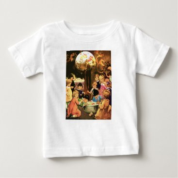 Halloween Themed APPLE BOBBINGTIME! BABY T-Shirt