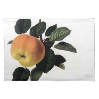 Apple Branch Placemat