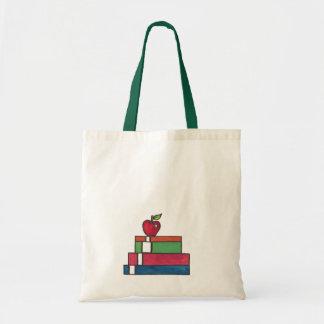 Apple brillante, la bolsa de asas del libro