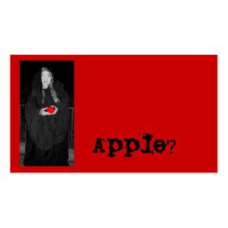 Apple? Business Card