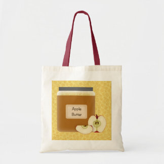 Apple Butter Tote Bag