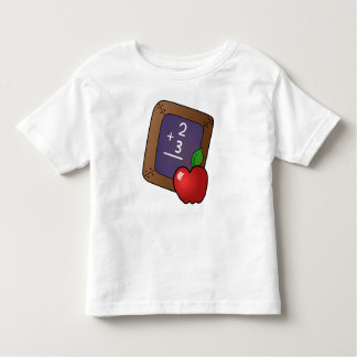 Apple calculation - toddler t-shirt