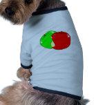 Apple Camisa De Mascota