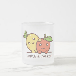 Apple & Carrot Mug