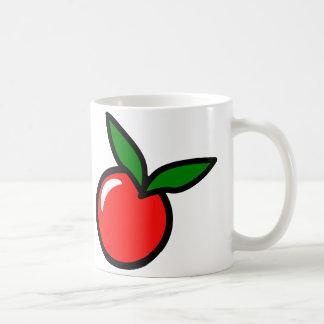 Apple Cherry Cartoon Coffee Mug