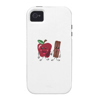 Apple & Cinnamon Case-Mate iPhone 4 Covers