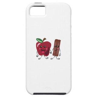 Apple & Cinnamon iPhone 5 Case