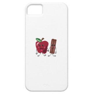 Apple & Cinnamon iPhone 5 Cases