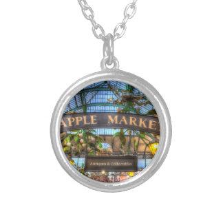 Apple comercializa el jardín de Covent Londo Colgante Redondo