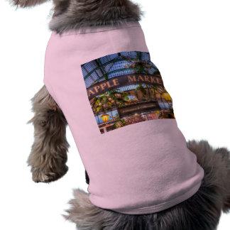 Apple comercializa el jardín de Covent Londo Playera Sin Mangas Para Perro