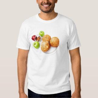 Apple condimenta los molletes camisas